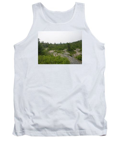 Cadillac Mountain Tank Top