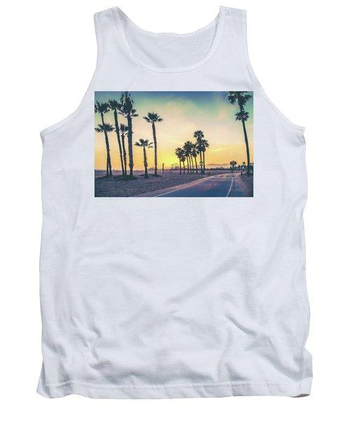 Cali Sunset Tank Top