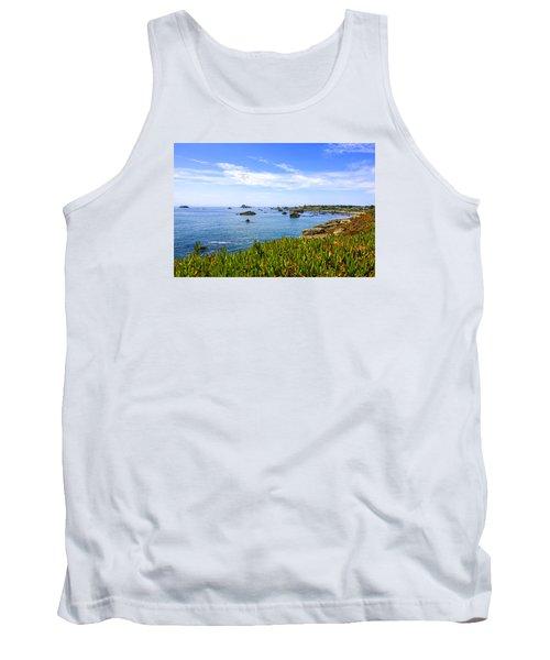 California Coastal Summer Tank Top