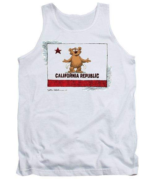 California Empty Pockets Tank Top