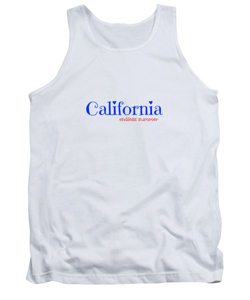 California Endless Summer Tank Top