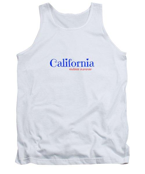 California Endless Summer Tank Top