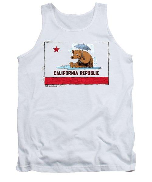 California Rain Tank Top