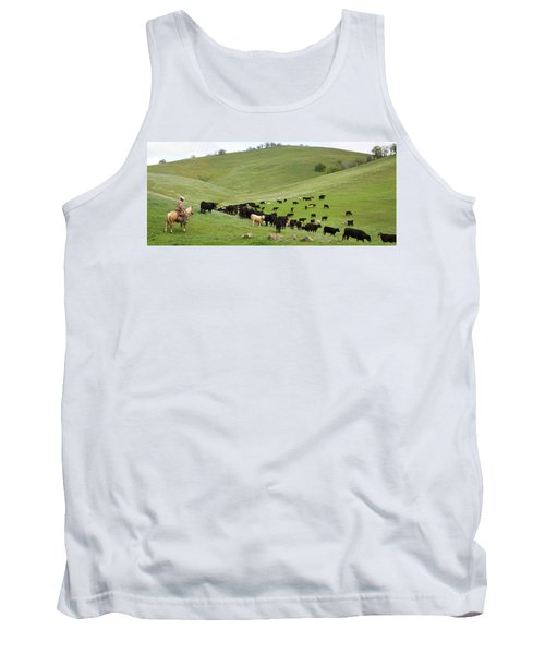 California Ranching Tank Top