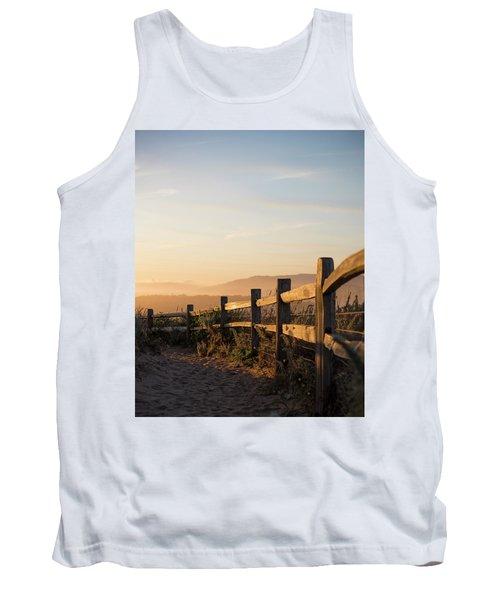 California Sunset Tank Top