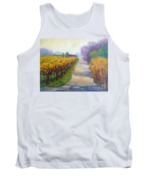 California Wine Country Tank Top
