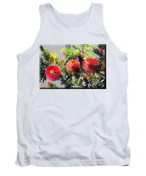 Callistemon - Bottle Brush T-shirt 6 Tank Top