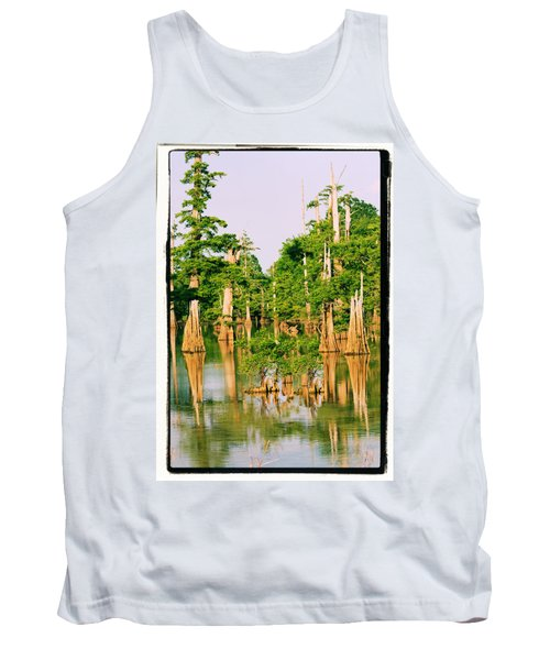 Calm Bayou Tank Top