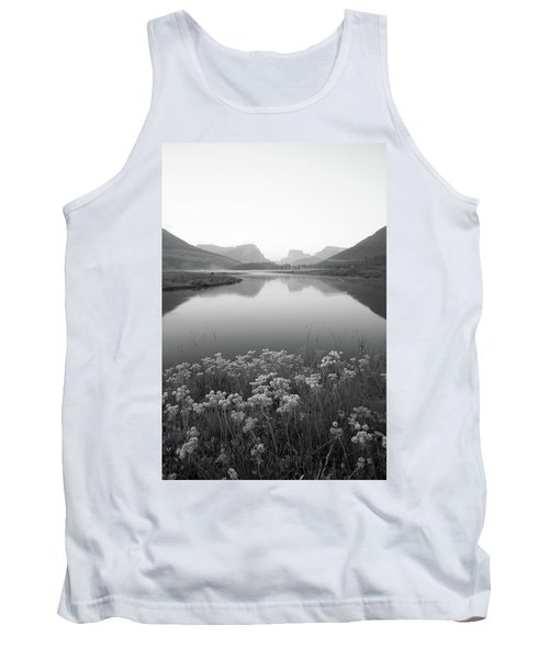 Tank Top featuring the photograph Calm Morning  by Dustin LeFevre