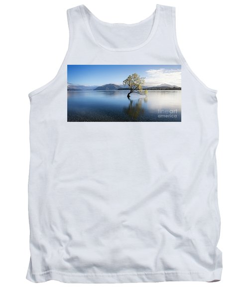 Tank Top featuring the photograph Calm Morning by Scott Kemper