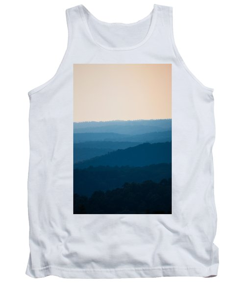 Calm Over The Hoyle Tank Top