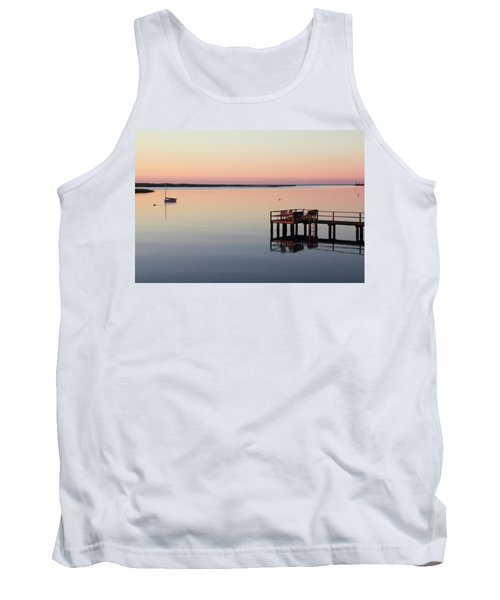 Calm Waters Tank Top by Roupen  Baker