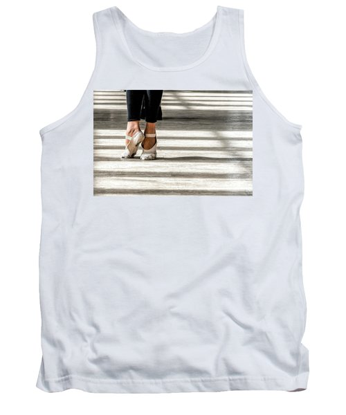 Tank Top featuring the photograph Camaguey Ballet 2 by Lou Novick