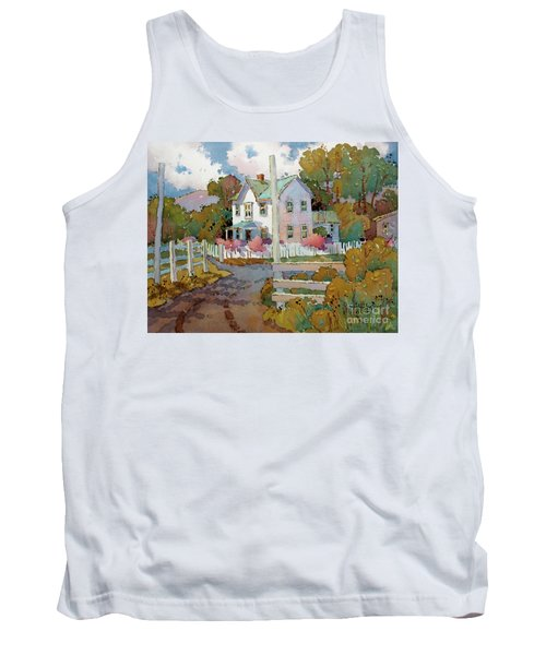 Cambria Farm Tank Top