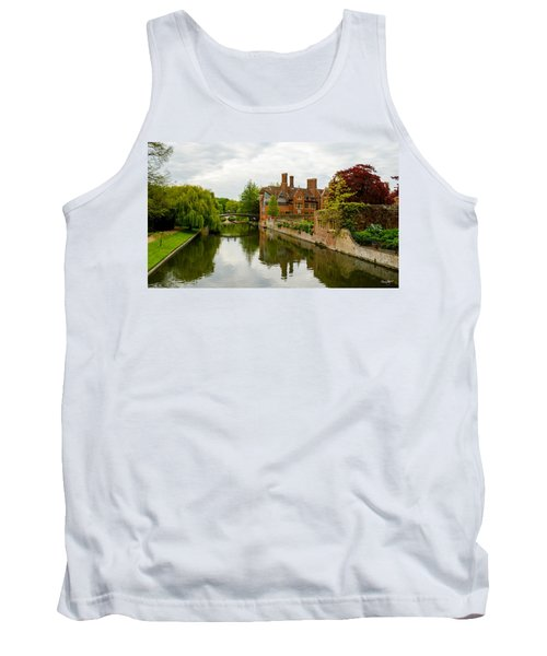 Cambridge Serenity Tank Top