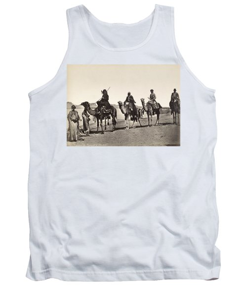 Camel Caravan, C1900 Tank Top