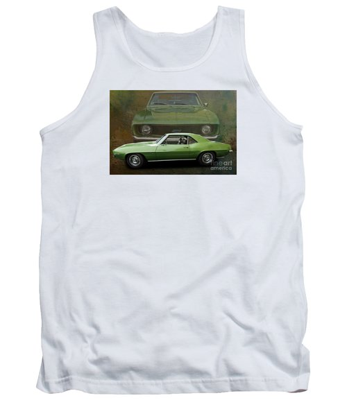 Camero Tank Top by Jim  Hatch