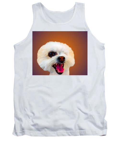 Can You See Me Now Tank Top