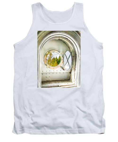 Cana View Tank Top by Jim Rossol