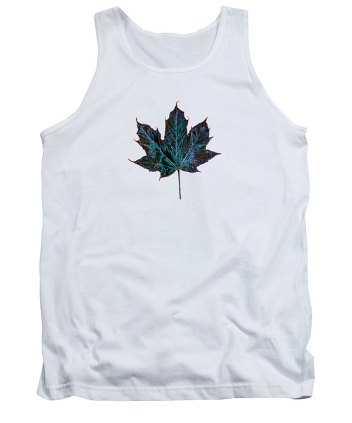 Canadian Diversity Maple Leaf Tank Top