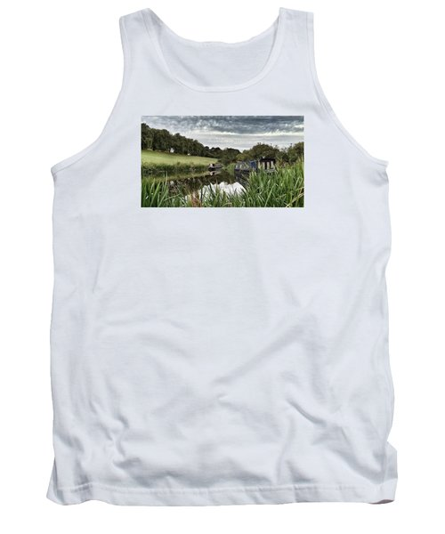 Canal Boats Tank Top