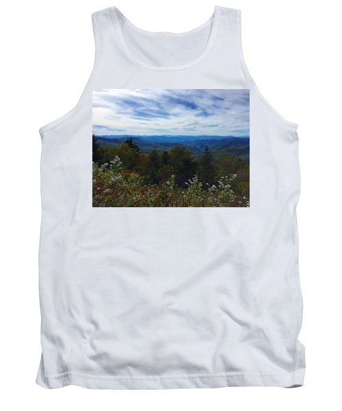 Caney Fork Overlook Tank Top