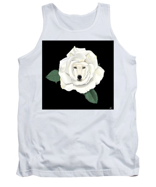 Canis Rosa Tank Top