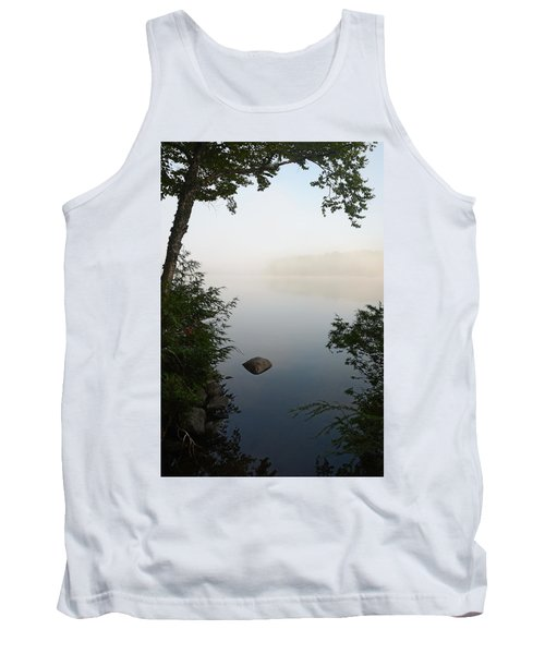 Canning Lake Mist Tank Top