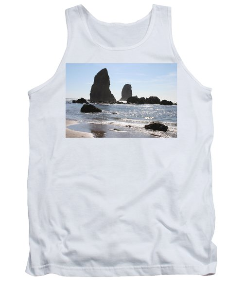 Cannon Beach II Tank Top