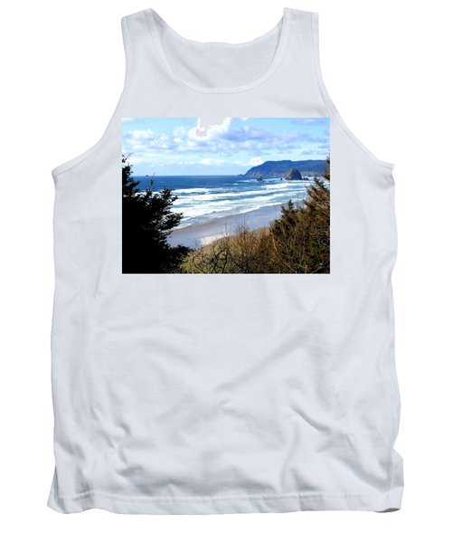Cannon Beach Vista Tank Top