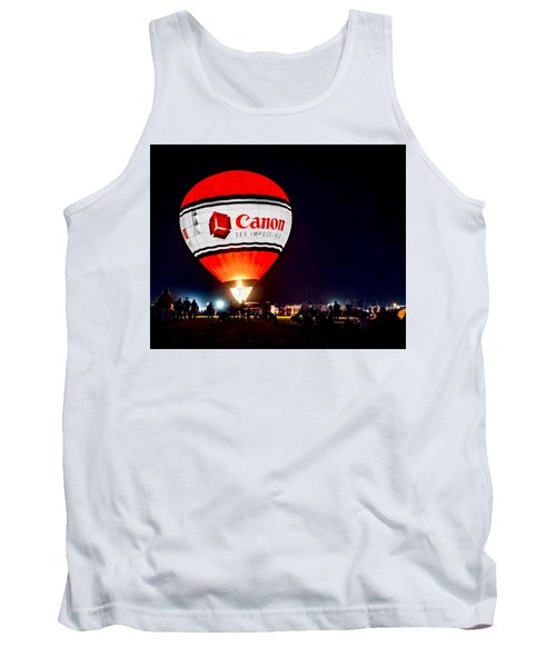 Canon - See Impossible - Hot Air Balloon Tank Top