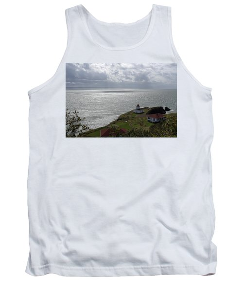 Cape D'or Lighthouse Tank Top
