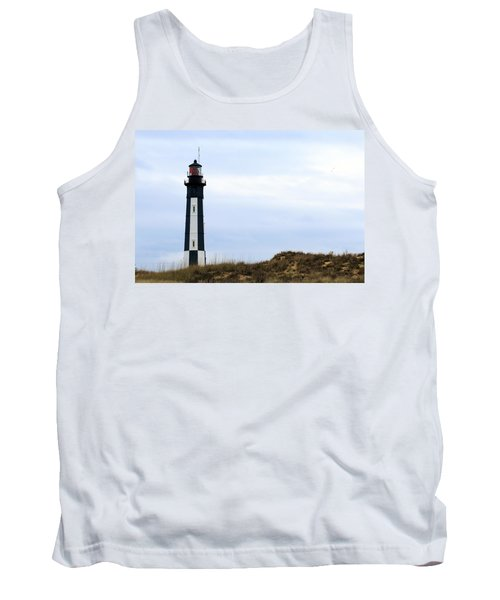 Cape Henry Lighthouse Tank Top