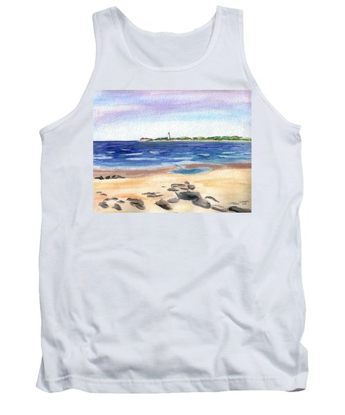 Cape May Beach Tank Top
