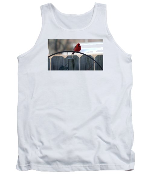Cardinal Tank Top