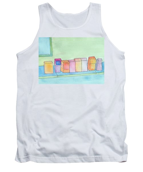 Care For A Newspaper? Tank Top