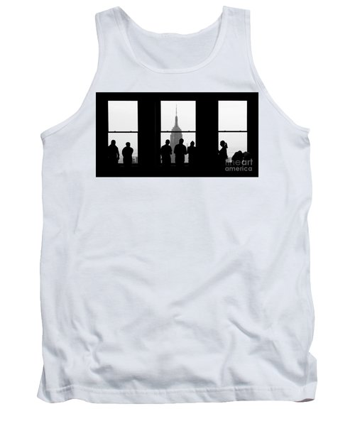 Careful Observation Tank Top