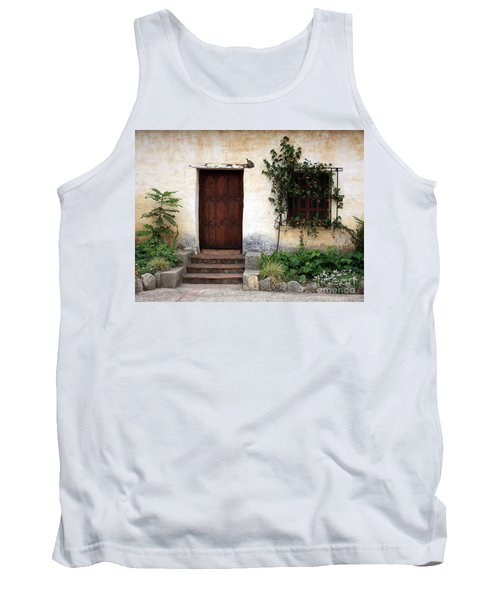 Carmel Mission Door Tank Top