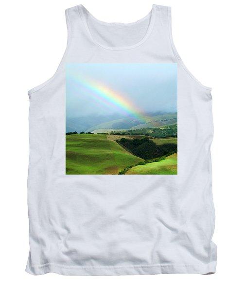 Carmel Valley Rainbow Tank Top