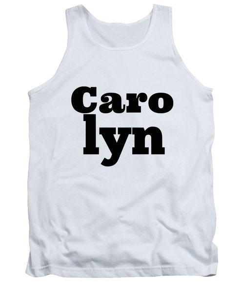 Carolyn Tank Top by Alice Gipson