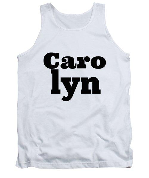 Carolyn Tank Top