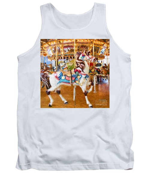 Carousel Dreams Tank Top