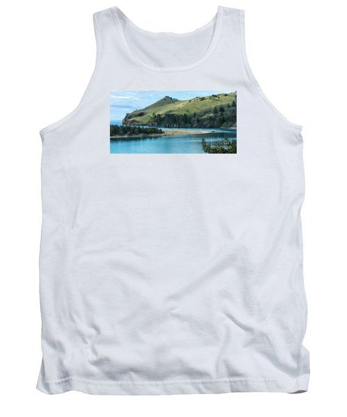 Cascade Head Panorama Tank Top