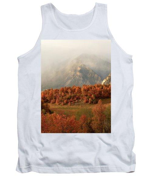 Cascading Fall Tank Top