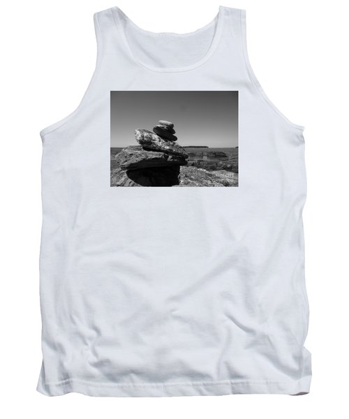 Casco Bay Cairn Bw Tank Top