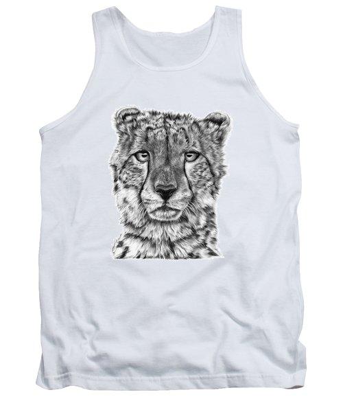 Cassandra The Cheetah Tank Top