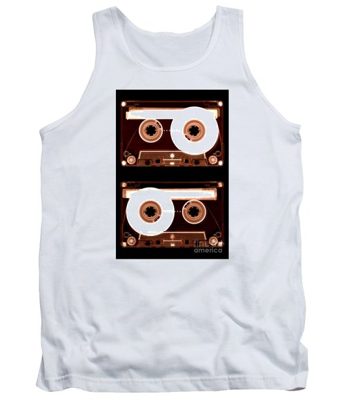 Cassette Tapes Tank Top