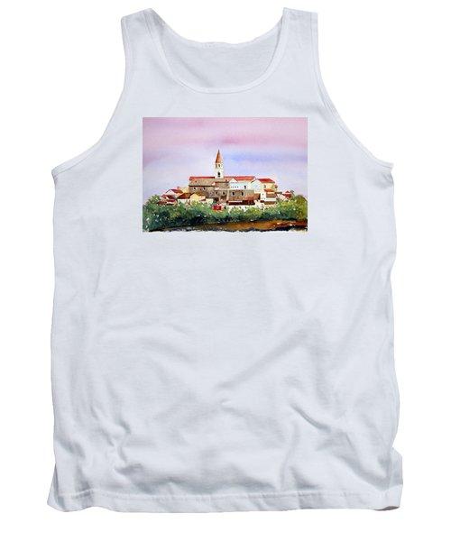 Castelnuovo Della Daunia Tank Top