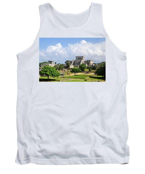 Castle In The Sky Tank Top