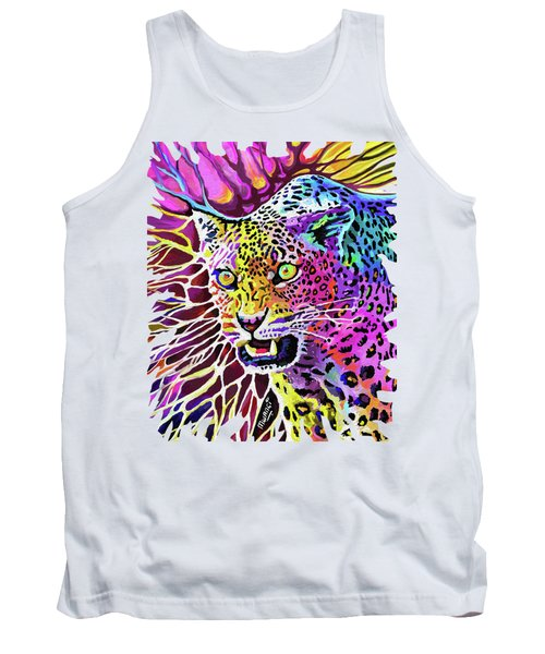 Cat Beauty Tank Top